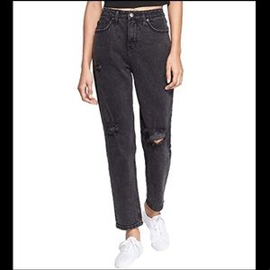 NEW Wild Fable Dark Denim High Waisted Mom Jeans